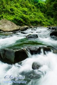 Aliran Sungai Gelar