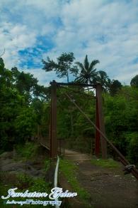 Jembatan ini Icon sungai Gelar
