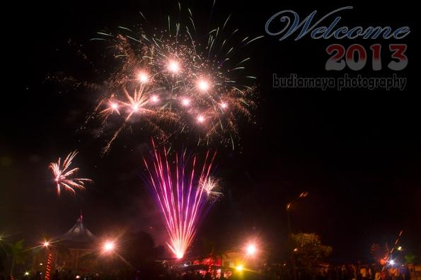 Selamat datang tahun 2013