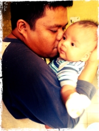 05(His Father n My little soldier)